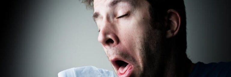 Kunnen we niezen in onze slaap?